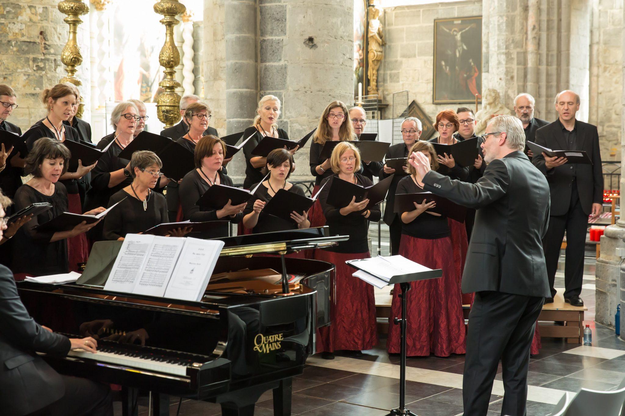 Concert Con Cuore o.l.v. Jan Vuye