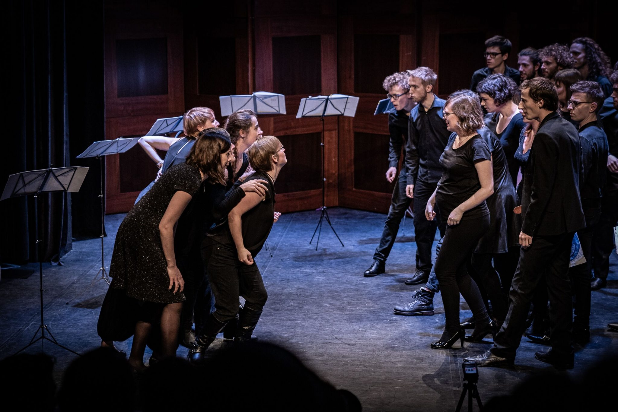 GEANNULEERD - Concert BEvocaL o.l.v. Maria Van Nieukerken