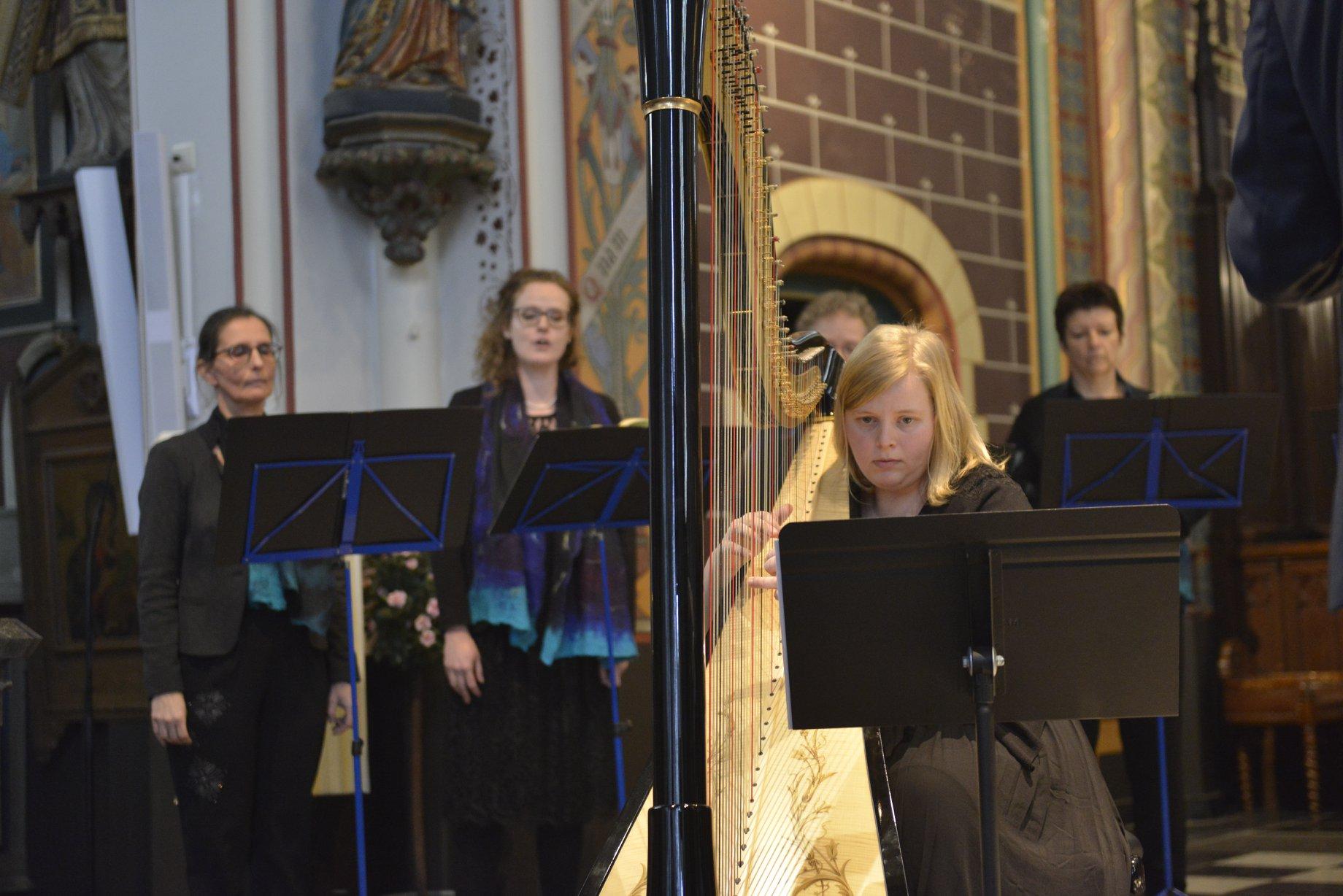 Concert Donne Domenica o.l.v. Patrick Van Looy