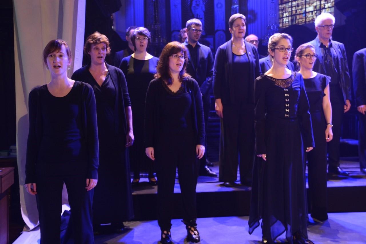 Concert Koriolis o.l.v. Joris Derder