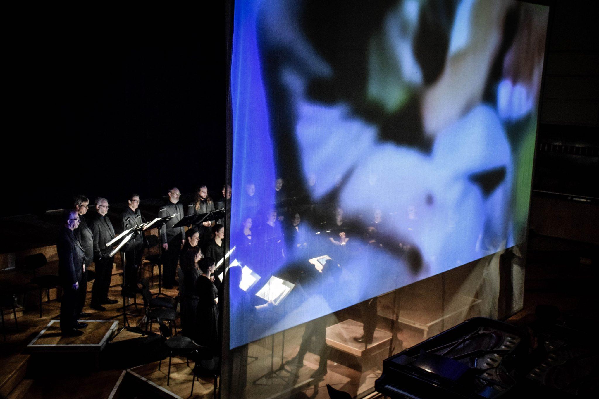 Concert Vlaams Radiokoor o.l.v. Bart Van Reyn
