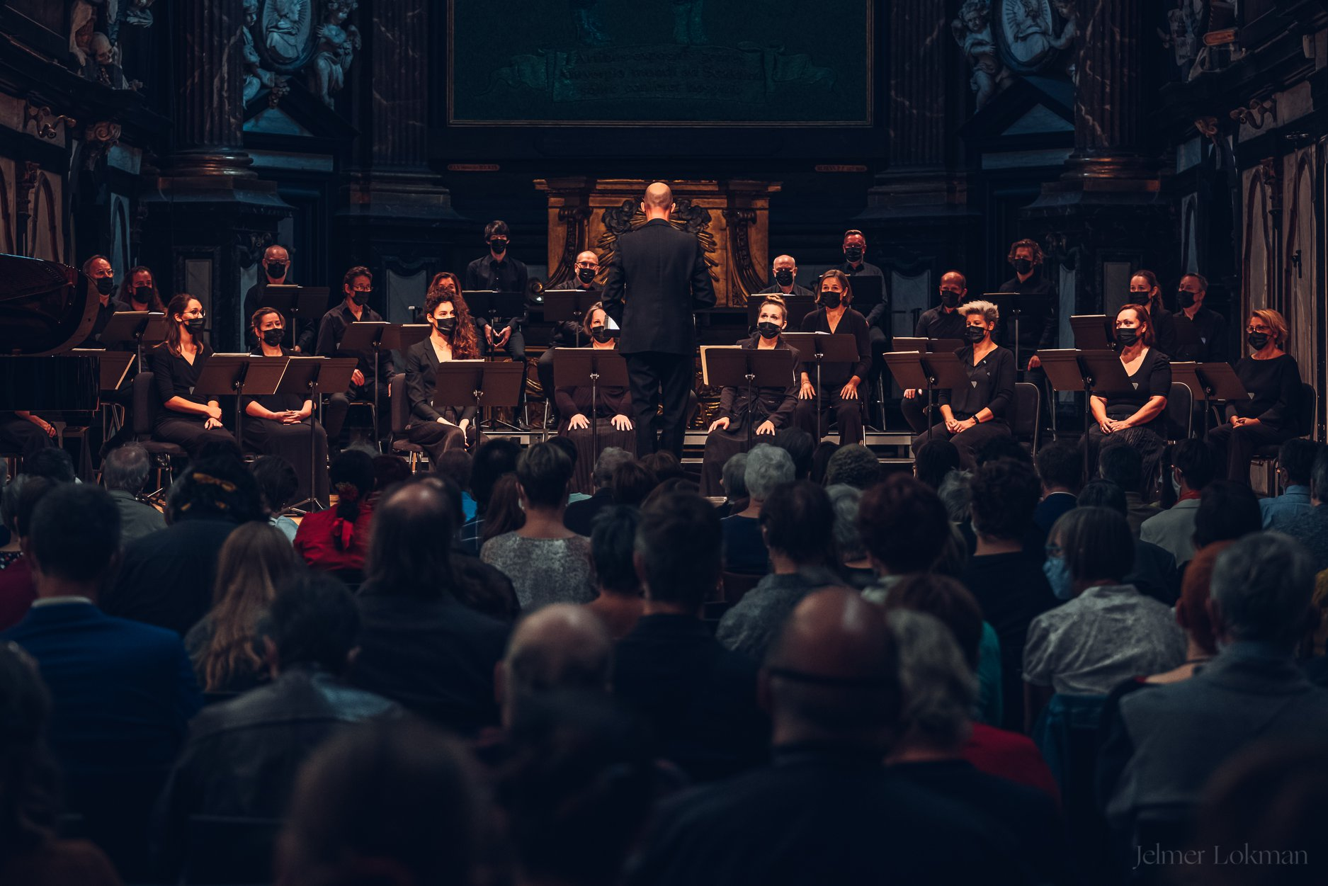 Vlaams Radiokoor o.l.v. Bart Van Reyn - Johannes Brahms - 11u