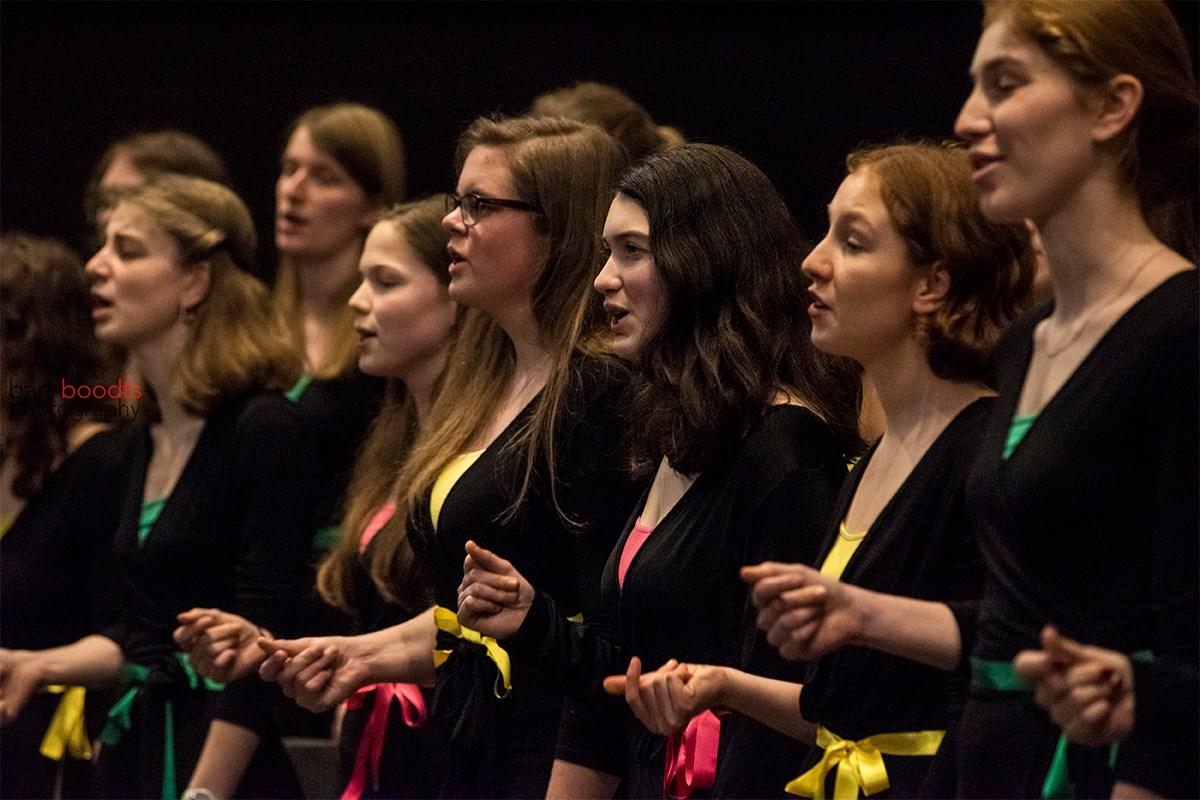 Concert Jeugdkoor Waelrant o.l.v. Marleen De Boo