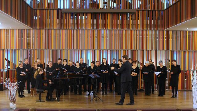 Concert Roeselaars Kamerkoor o.l.v. Bart Naessens