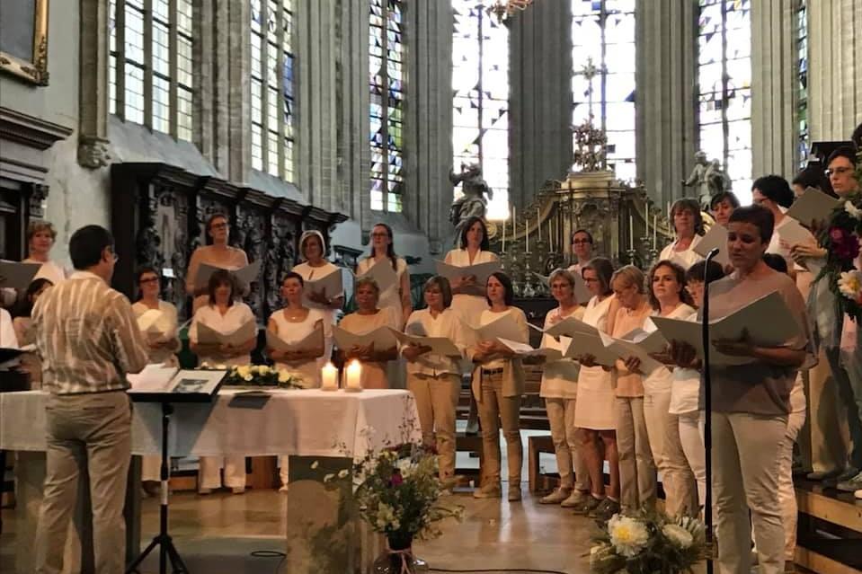 Concert Cappella Concinite o.l.v. Ludo Claesen