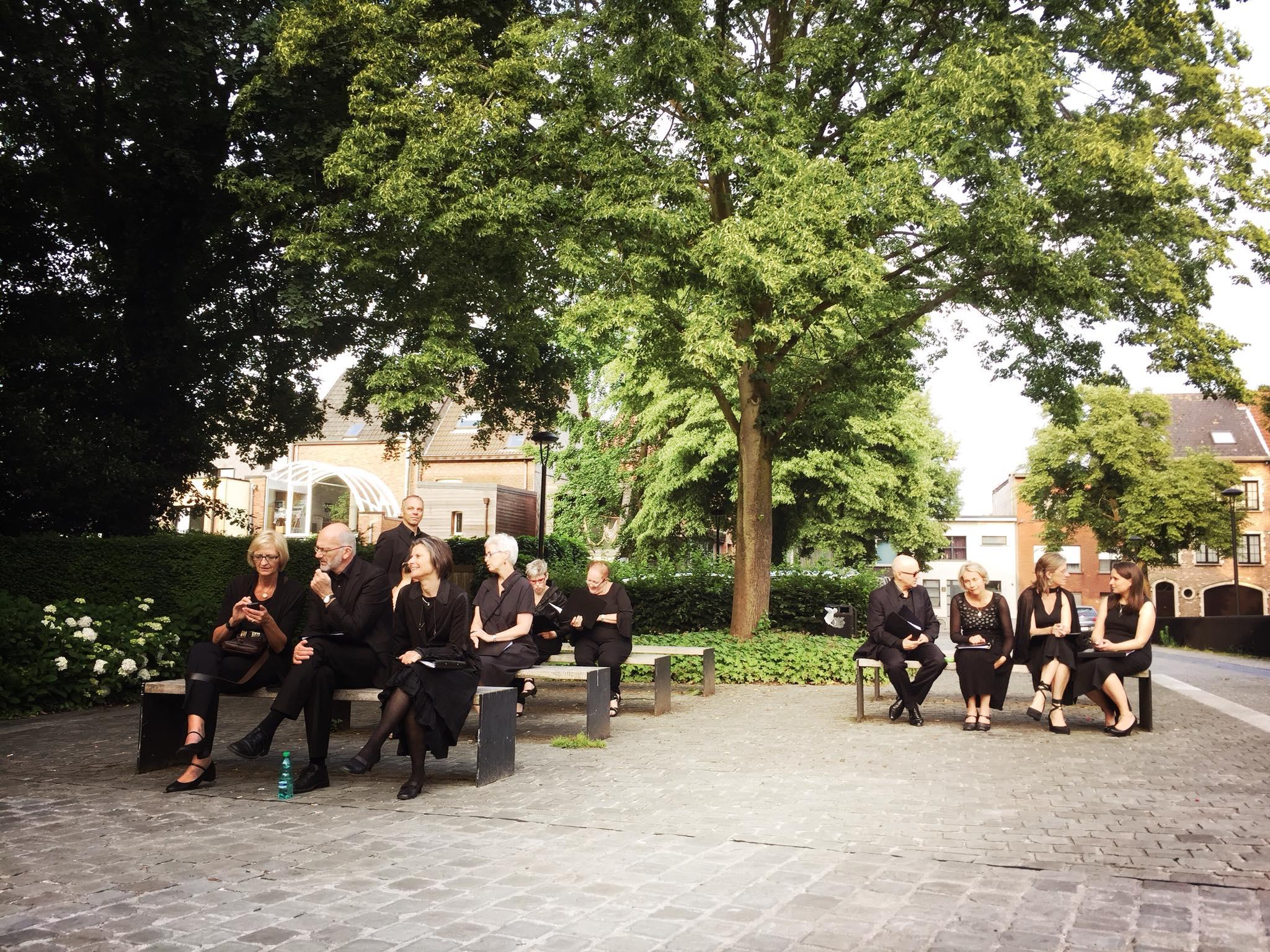 Concert Polyfoon o.l.v. Lieven Deroo