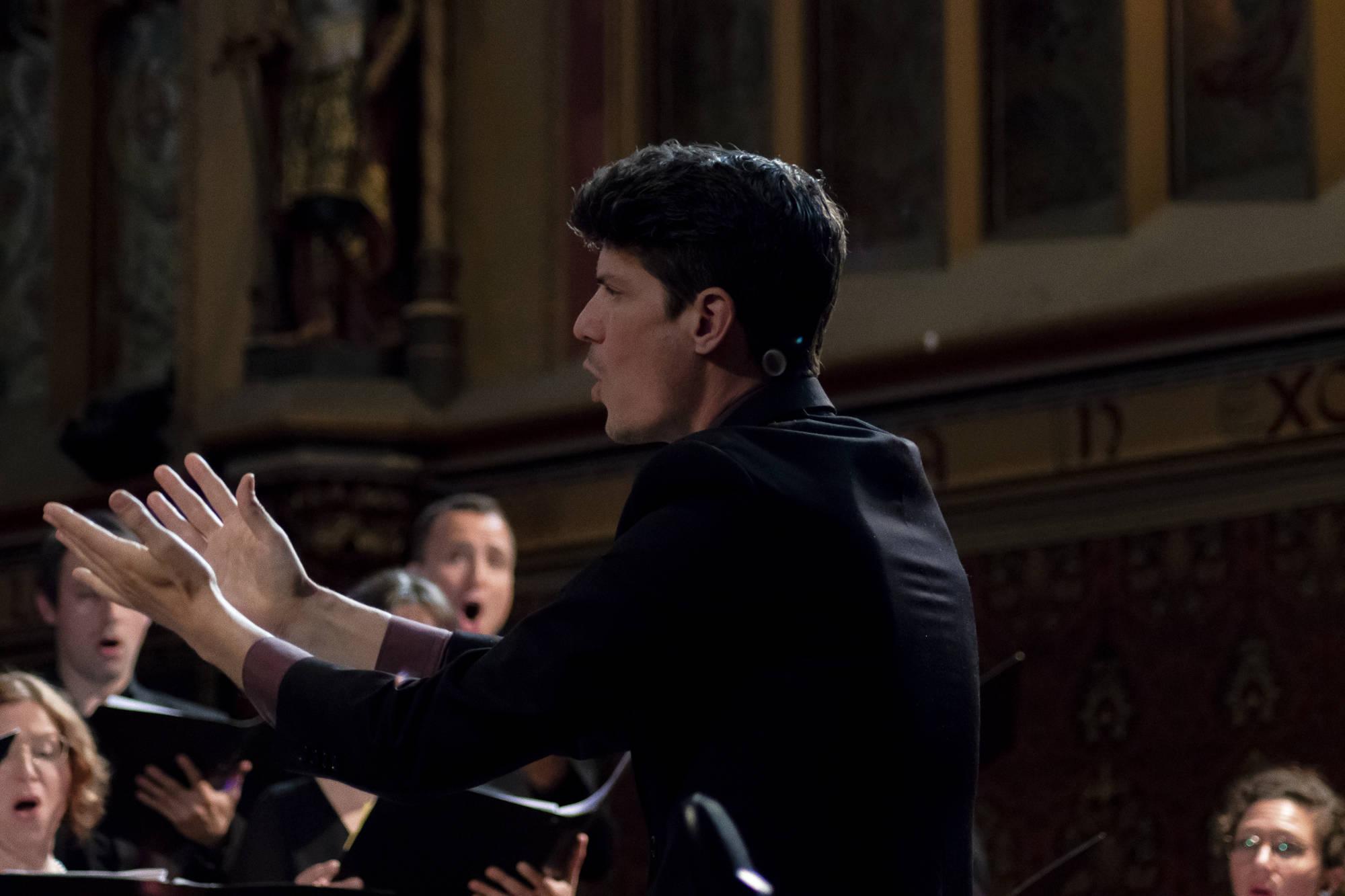Concert Saevus o.l.v. Johannes Dewilde