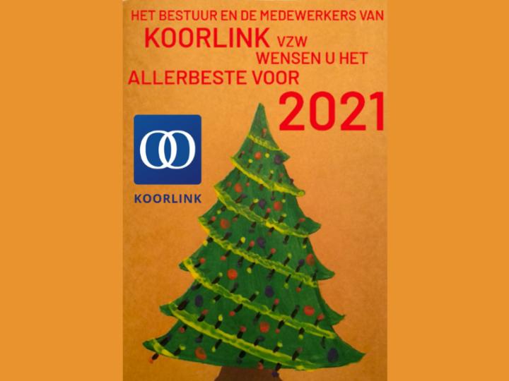 Beste wensen voor 2021